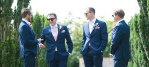 Groomsmen - Wedding Photography