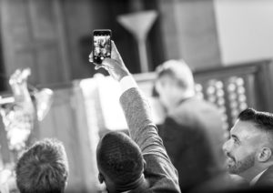 Groom Bestmen Selfie Moment Broughton Church Preston Wedding Photography