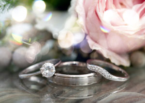 Wedding Rings Engagement Ring Eaves Hall Clitheroe Professional Wedding Photography